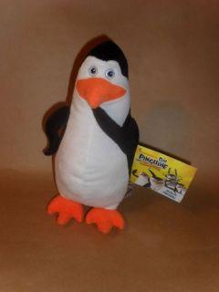 Penguins of Madagascar Kowalski The Penguin Plush 10