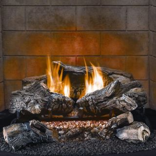 Vent Free Log Fireplace 18 Propane Natural Gas