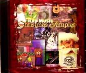 KRB Music Christmas Sampler New CD