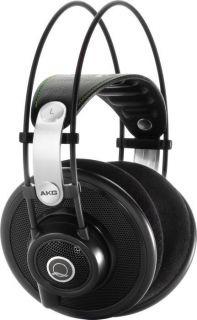 AKG Q701 Quincy Jones Signature Headphones Black Q 701