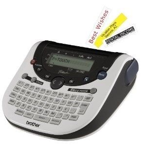 BROTHER HOME & OFFICE LAMINATED LABEL MAKER TAPE ADHERE PROFESSIONAL