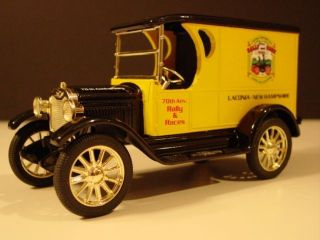 Ertl Laconia Harley Rally Bank Truck 1923 Chevrolet Special 1st