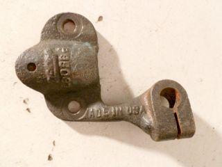 Model T Stewart Speedo part number 35037 Wire Wheel Main Clamp Bracket