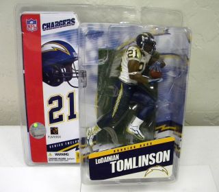 McFarlane NFL Sportspicks LaDainian Tomlinson Variant