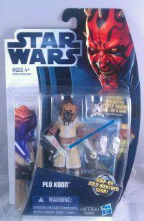 Star Wars The Clone War Plo Koon