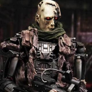 T 600 Terminator Salvation HOTTOYS HOT TOYS TERMINATOR SALVATION T 600 T600 CONCEPT FIGURE MMS
