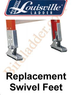 PK110A Replacement Shoe Feet Kit Extension Ladder Parts