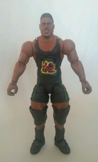 Custom WWE Mattel Elite Big E Langston NXT Bodyguard of AJ Lee and