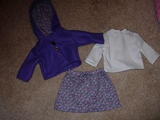 18 Doll Clothes American Girl Dolls Molly Lainie Emily Samantha CUTE