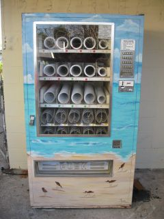 Lance Vintage Snack Vending Machine Model 2038
