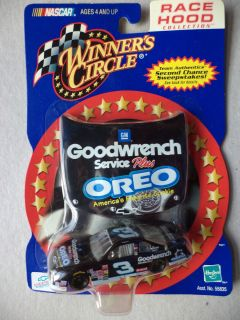 Dale Earnhardt Sr 3 Goodwrench Oreo 2000 Winners Circle Race Hood Coll