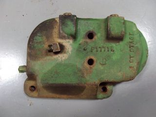 John Deere 70 720 730 Diesel Fuel Filter Head Canister Holder F1771R