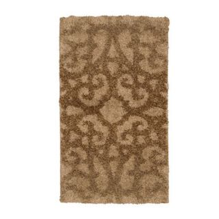New with Tags Orian Rugs 111 x 33 Beige Bastille Area Throw Rug