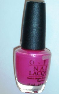 OPI Nail Polish Lacquer Lapaz Itively Hot