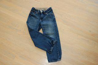 Gap Boys Jeans Size 6 Regular Original Fit