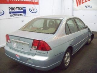 03 04 05 Honda Civic Manual Transmission 1 3L Hybrid
