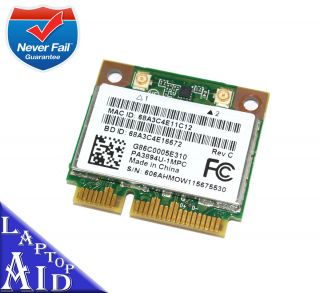 L755D PA3894U 1MPC WiFi Wireless Network Card Genuine Laptop