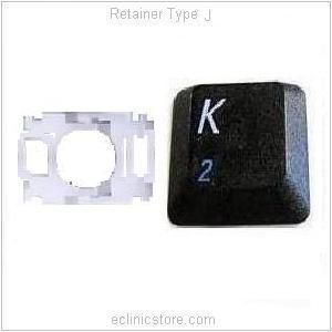 Dell Inspiron 2100 Laptop Keyboard Key Replacement Kit