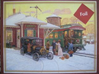 18 Lang Home for Christmas Cards Susan Winget New