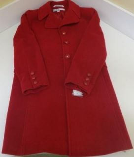 Larry Levine Womens Classic Back Belt Coat