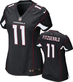 Arizona Cardinals Larry Fitzgerald Womens Nike Game Replica Jersey