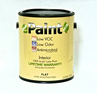 Epaint Interior Latex House Paint Life Time Warranty