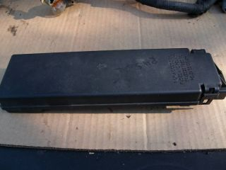 01 Jeep Grand Cherokee Limited Exterior Fuse Box Cover