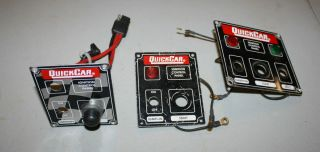 Misc Quickcar Switch Panels Dirt Late Model IMCA Race Car