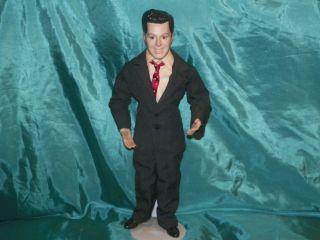 Hamilton Collection I Love Lucy Desi Arnez Porcelain Doll