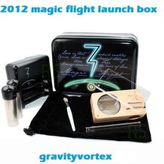 Magic Flight Launch Box Vaporizer new 2012 click lock lid with push