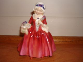 Royal Doulton Lavinia Mint Condition Figurine HN 1955 Retired