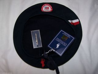 USA US Opening Ceremony Hat Cap Beret Ralph Lauren Polo London