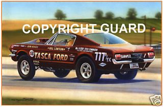 Bill Lawtons 65 Tasca Ford Mustang A FX