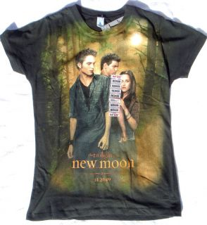 11 20 09 Robert Pattinson Kristen Stewart Taylor Lautner Shirt