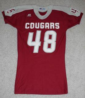 Ben Woodard Washington State University WSU Cougars Player Worn Game