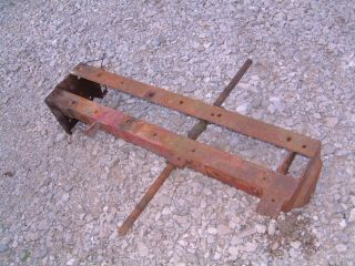 Wheelhorse 1075 Wheel Horse Lawn Mower Garden Tractor Part