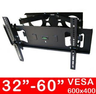 TV LCD Plasma Screen Wall Mount Articulating Bracket