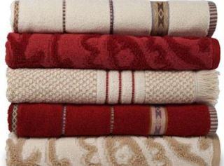 New Ralph Lauren Antigua Bath Towels You Mix and Match Create The Look