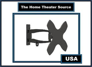 Arm Wall Mount Bracket for 23 24 26 32inch LCD LED TV