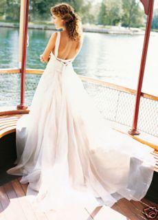 Silk Organza Wedding Dress Belter Kaitlin Lea Ann