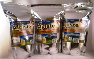 Bags of Canary Seed Milk Leche de Alpiste Dietary Supplement New