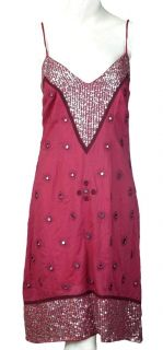 New Tracy Reese Anthropologie Embroidered Dress XS 0