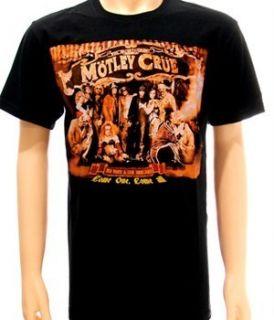 Motley Crue Tommy Lee Amercian Music Men T Shirt Sz M