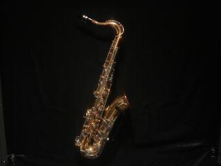 Used LeBlanc Vito by LeBlanc Tenor Saxophone w Case Nice Shape