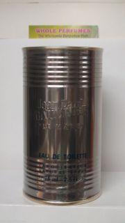 JEAN PAUL GAULTIER LE MALE MEN 2.5 OZ/ 75 ML EAU DE TOILETTE EDT SPRAY