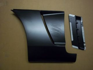 07 08 09 10 Saturn Sky Left Front Fender Side Panel New GM