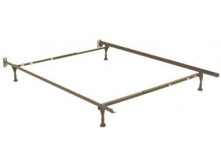 Leggett & Platt Twin/Full Metal Bed Frame w/ Gliders Model 79G 4 Legs