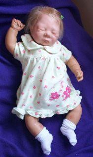 DOLL Lovely GHSPs Baby Girl Leeza so Lifelike Older Child Friendly