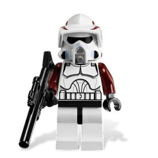 NEW LEGO STAR WARS ELITE CLONE TROOPER MINIFIG figure ARF minifigure