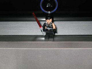 Lego Star Wars Galen Marek Mini Figure Set 7672 Fresh No Play